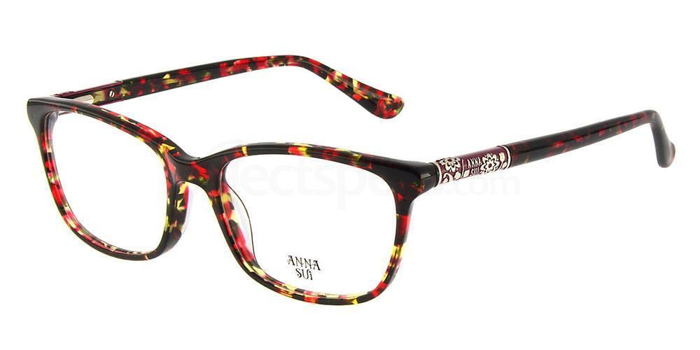 202 AS658A Glasses, Anna Sui