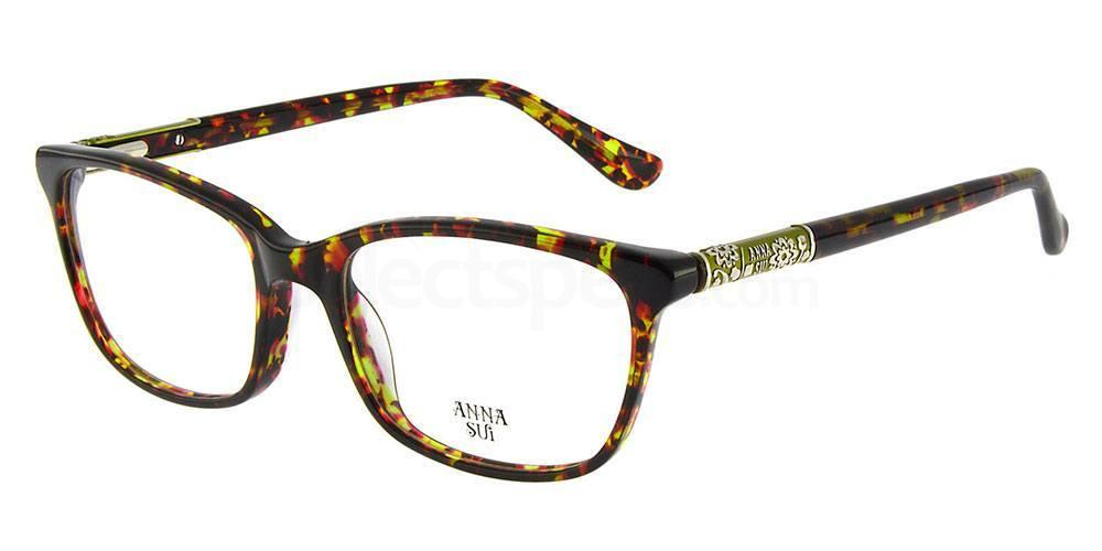 504 AS658A Glasses, Anna Sui
