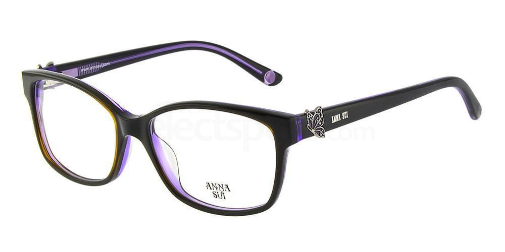 037 AS662A Glasses, Anna Sui