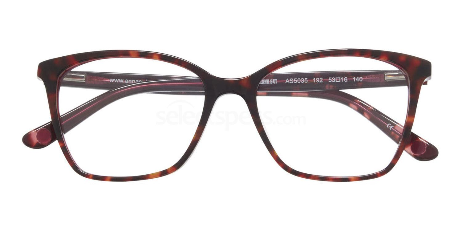 192 AS5035 Glasses, Anna Sui