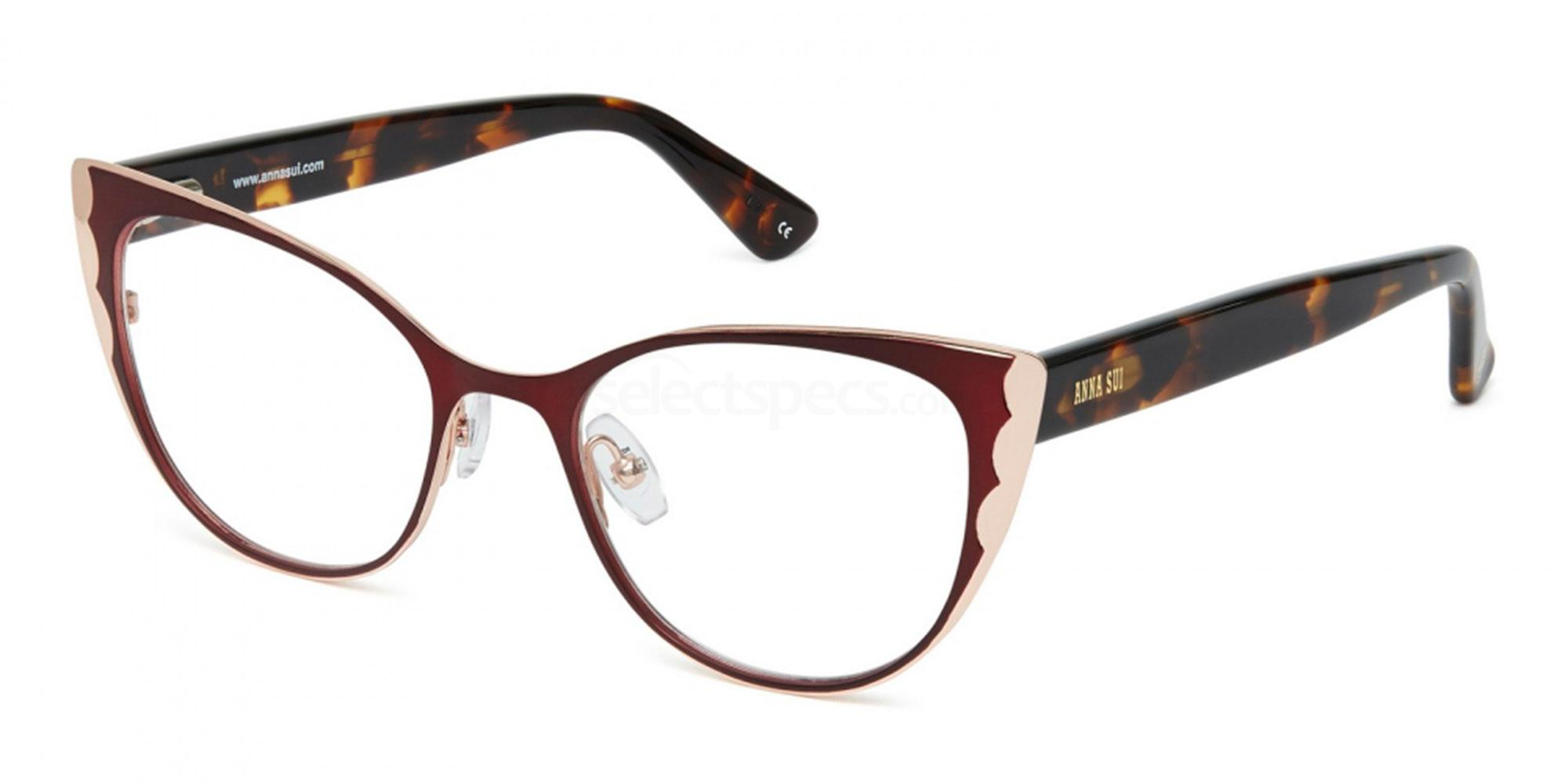 242 AS244A Glasses, Anna Sui