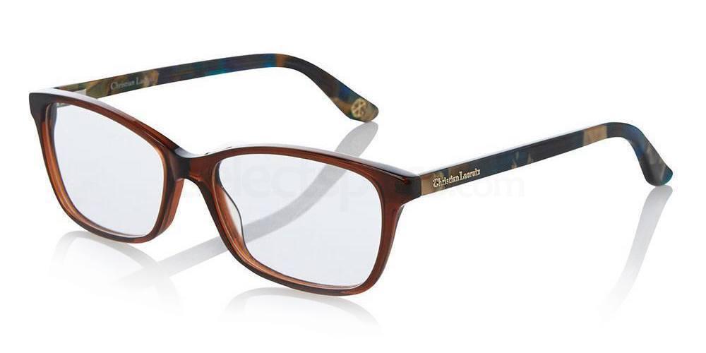 132 CL1044 Glasses, Christian Lacroix
