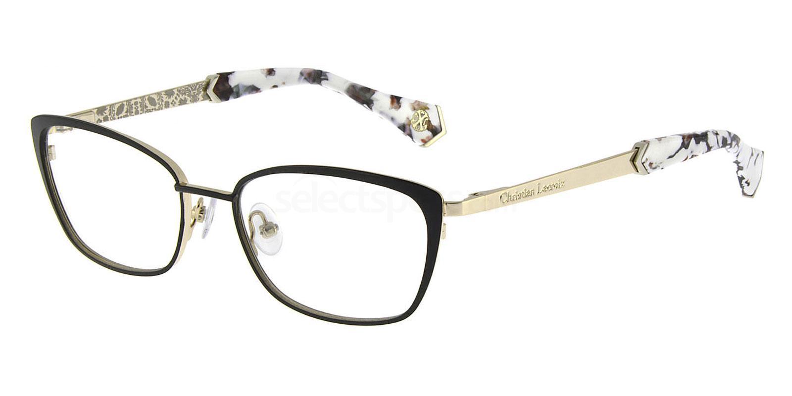 001 CL3045 Glasses, Christian Lacroix