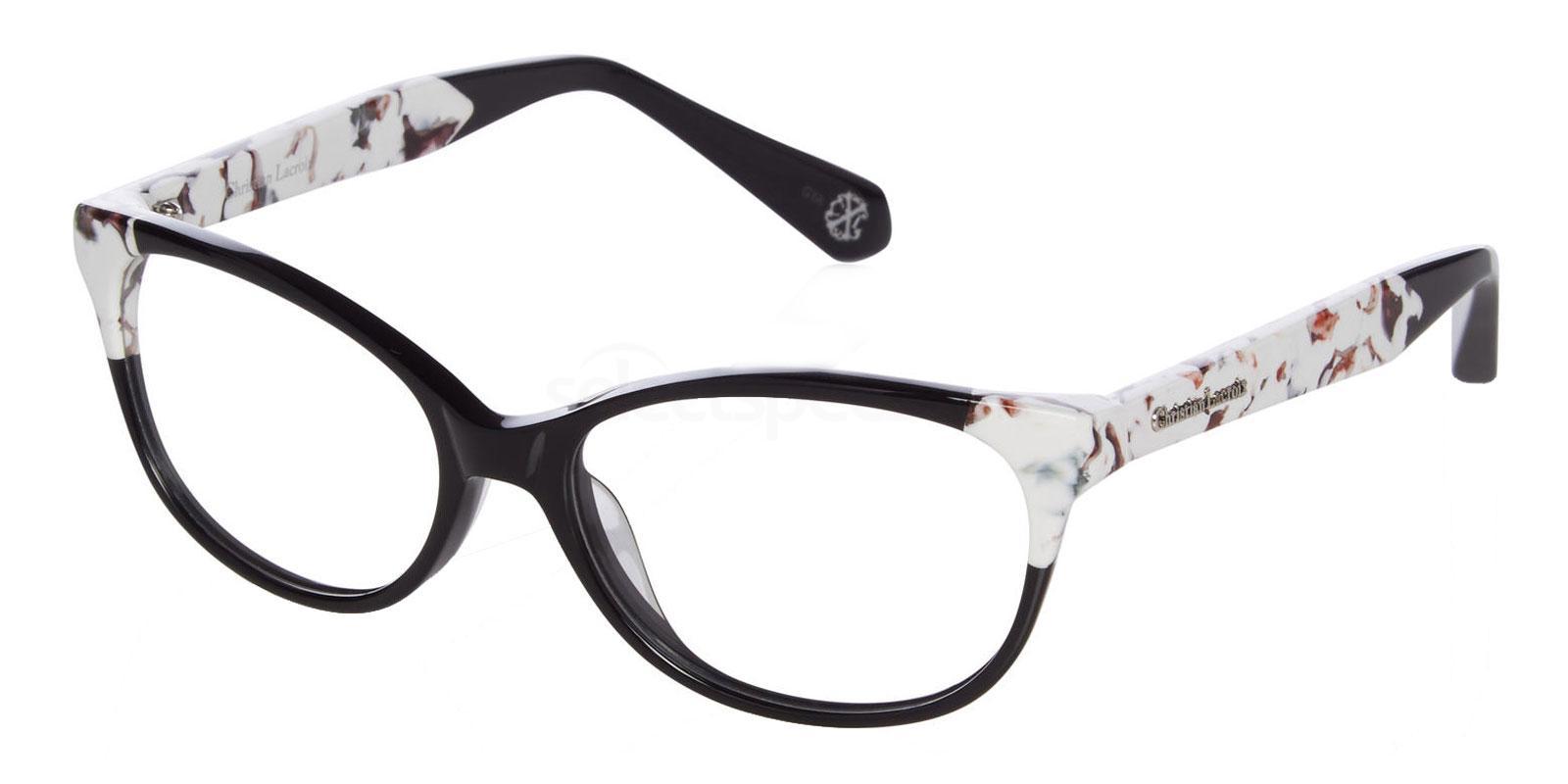 001 CL1063 Glasses, Christian Lacroix