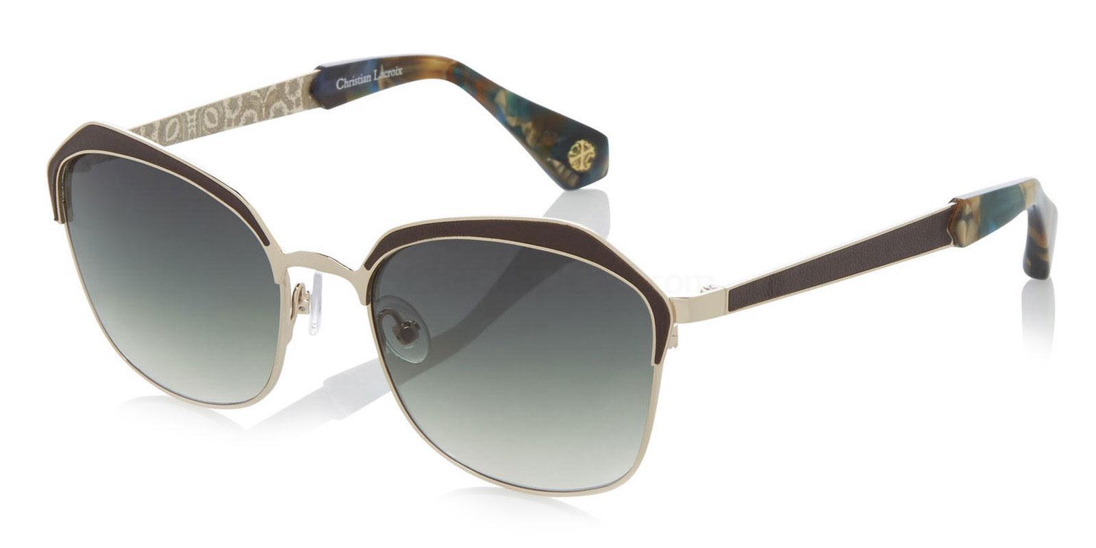 100 CL9015 Sunglasses, Christian Lacroix