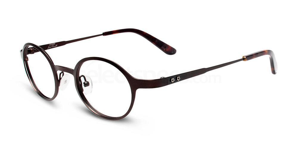 BROWN P005 Glasses, Converse Jack Purcell