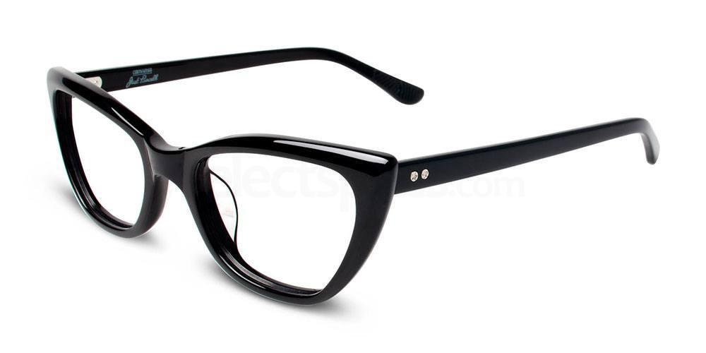 BLACK P006 Glasses, Converse Jack Purcell