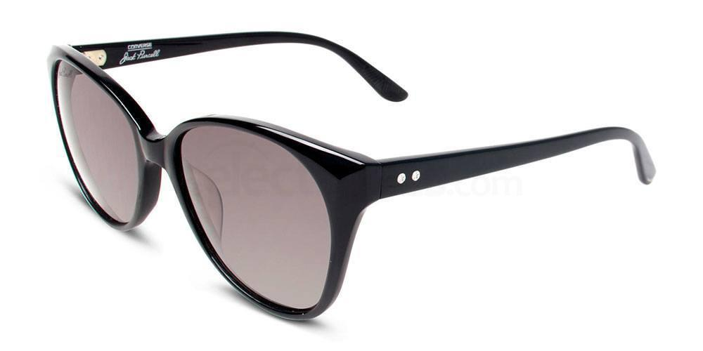 BLACK Y001 Sunglasses, Converse Jack Purcell