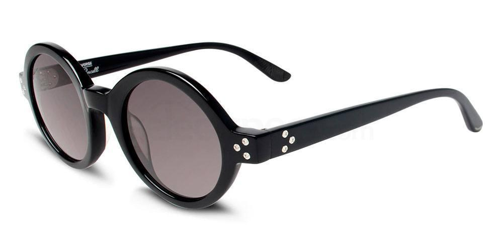 BLACK Y004 Sunglasses, Converse Jack Purcell