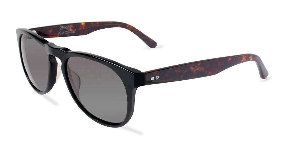 BLACK UF Y007 Sunglasses, Converse Jack Purcell