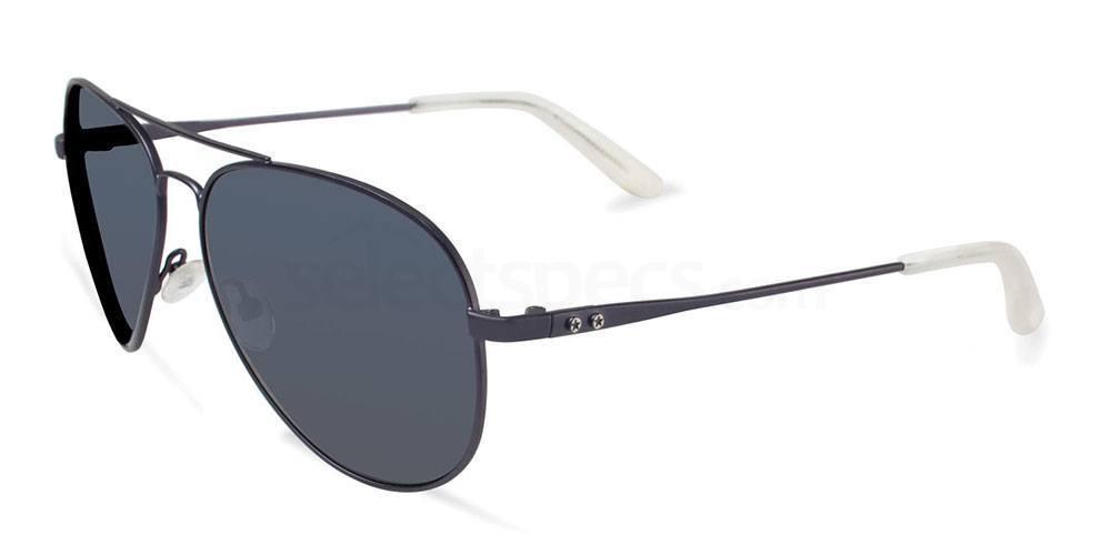 BLACK MATTE Y009 Sunglasses, Converse Jack Purcell