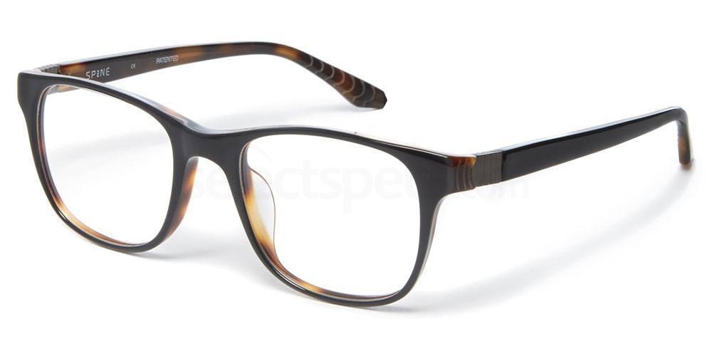 020 SP1002 Glasses, Spine