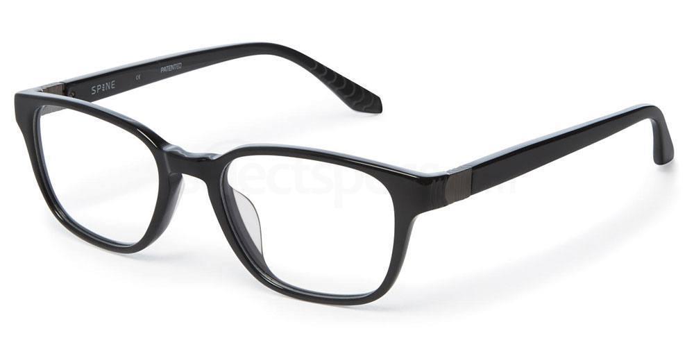 001 SP1003 Glasses, Spine
