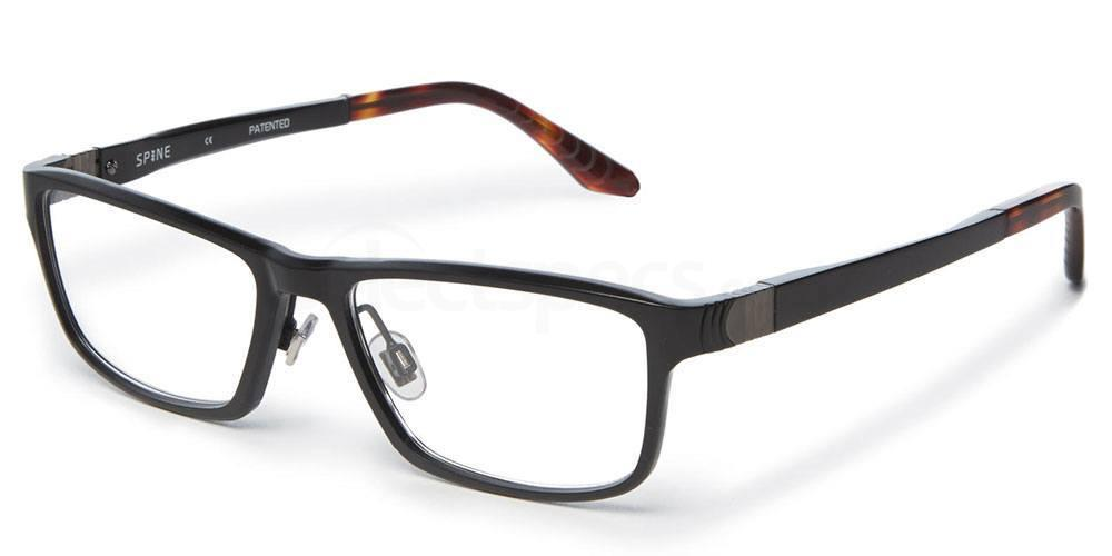 001 SP2001 Glasses, Spine