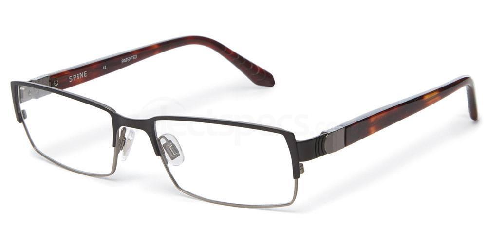 001 SP2002 Glasses, Spine