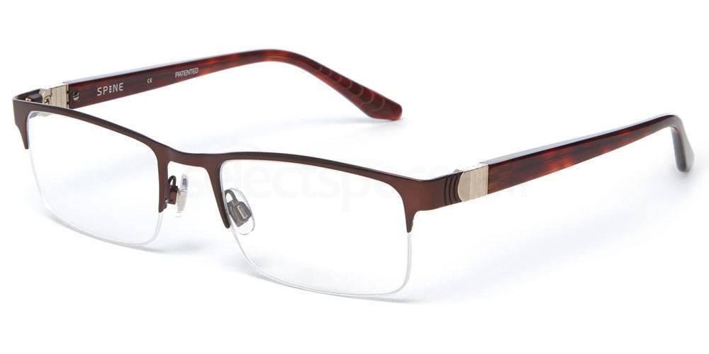 173 SP2004 Glasses, Spine