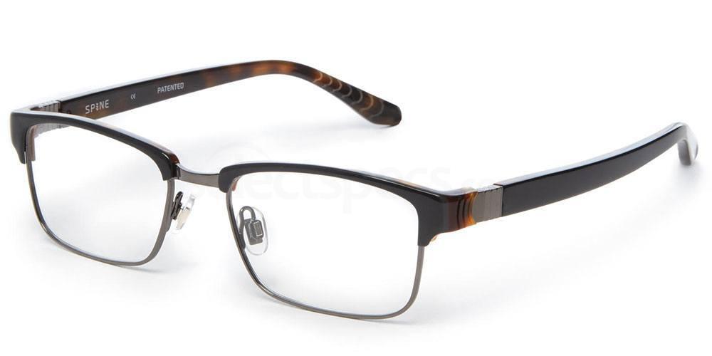 020 SP2006 Glasses, Spine