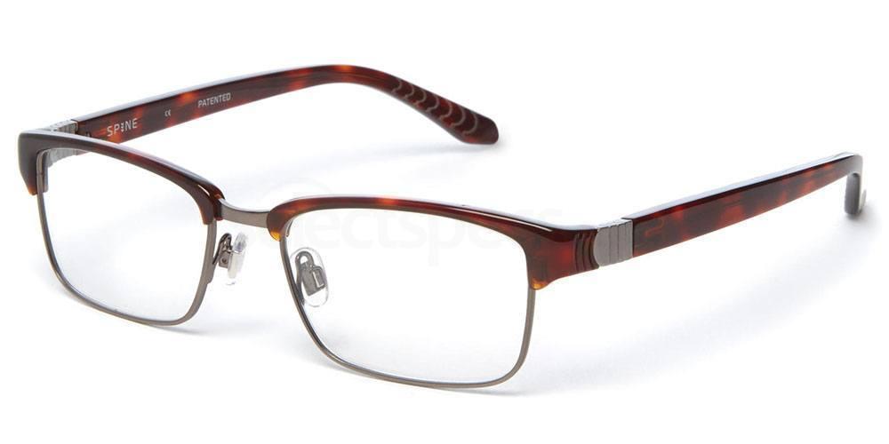 102 SP2006 Glasses, Spine
