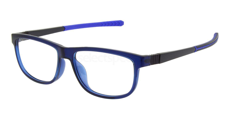 655 SP1019 Glasses, Spine