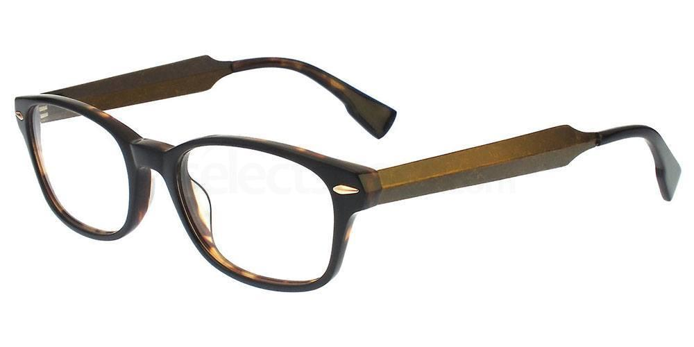 072 TSS009 ZOLLNER Glasses, Ted Baker SQ