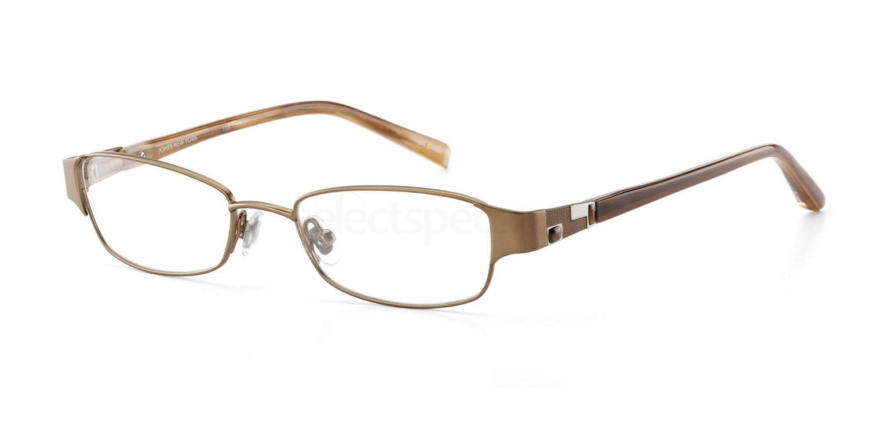 BROWN J127 Glasses, Jones New York