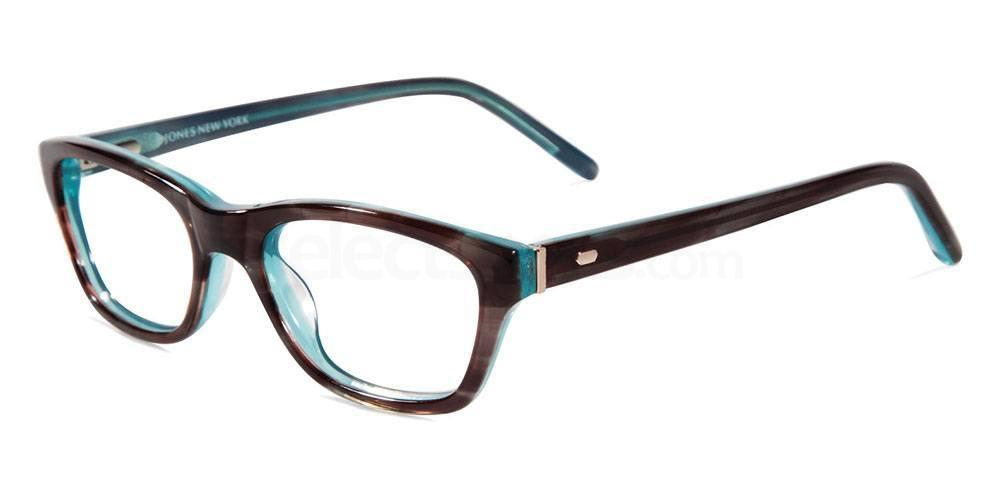 BROWN/BLUE J221 Glasses, Jones New York