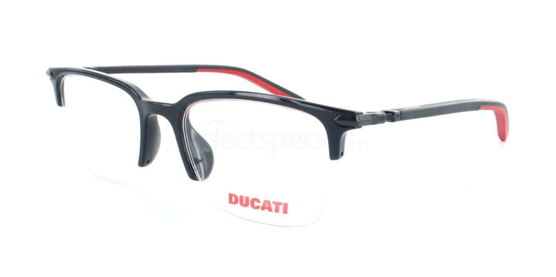 001 DA1003 Glasses, Ducati