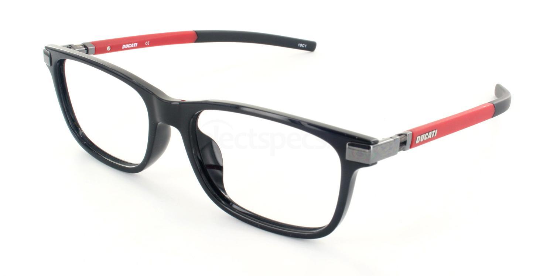 001 DA1006 Glasses, Ducati