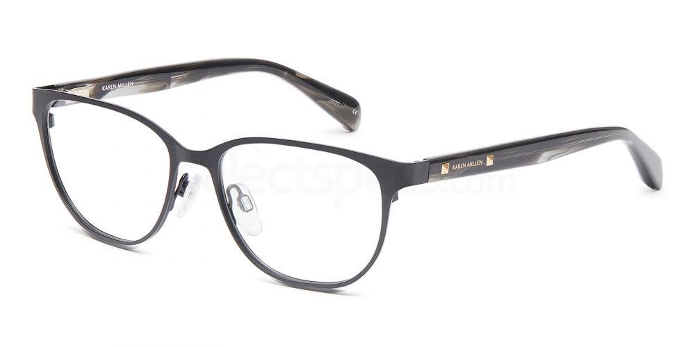003 KM3010 Glasses, Karen Millen