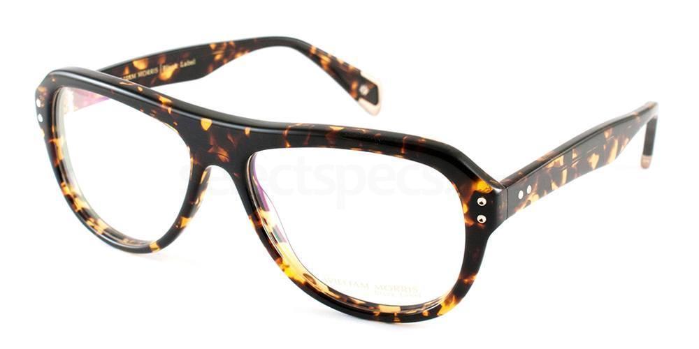 C2 BL105 Glasses, William Morris Black Label