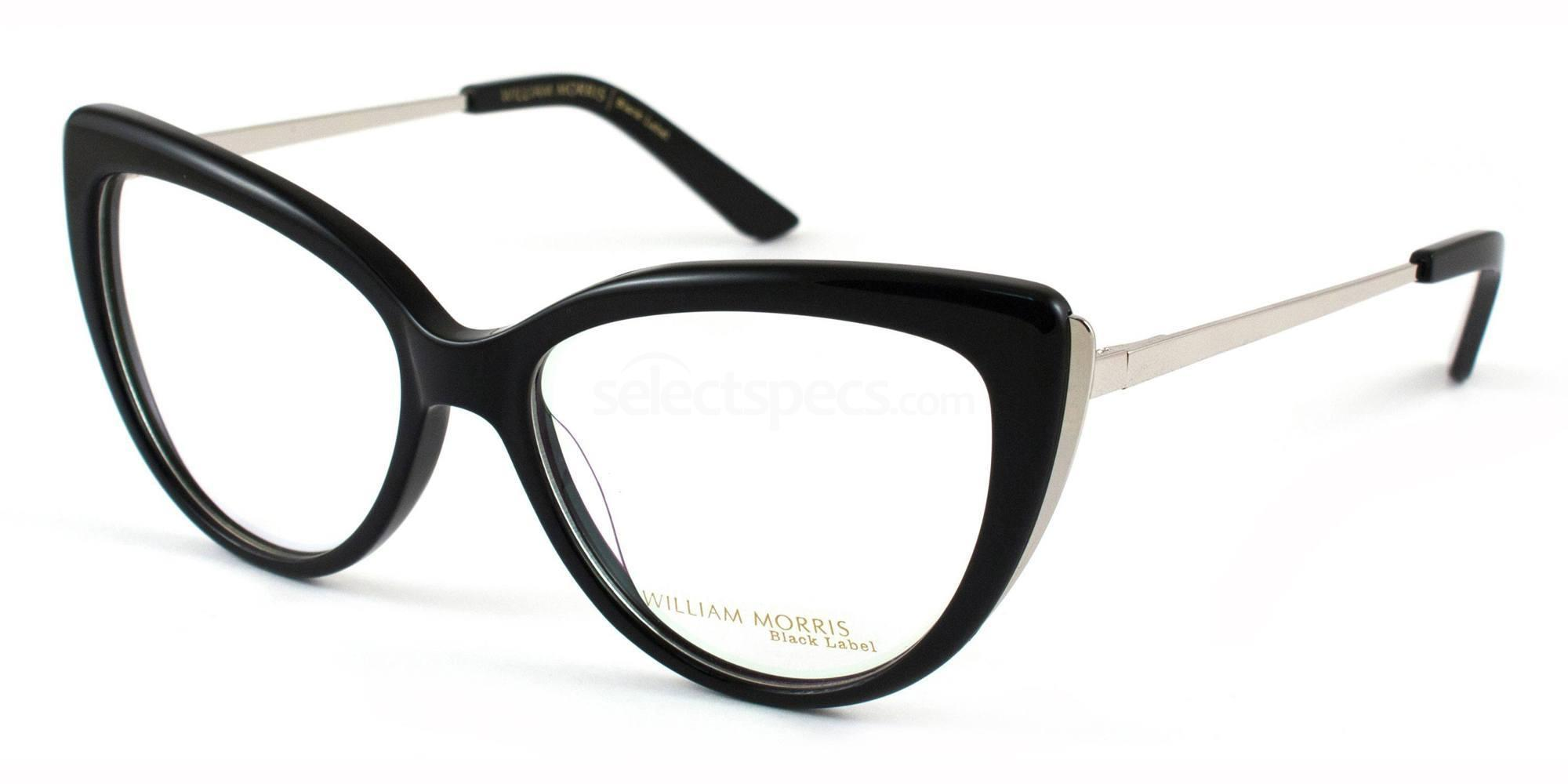 C1 BL34 Glasses, William Morris Black Label