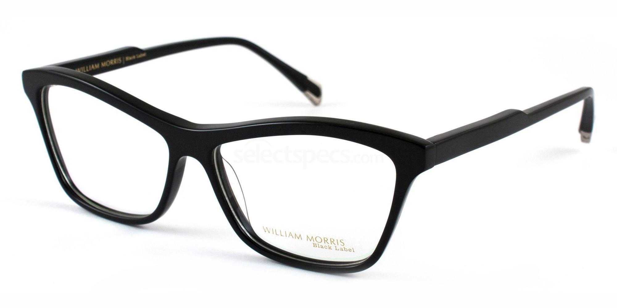 C1 BL35 Glasses, William Morris Black Label
