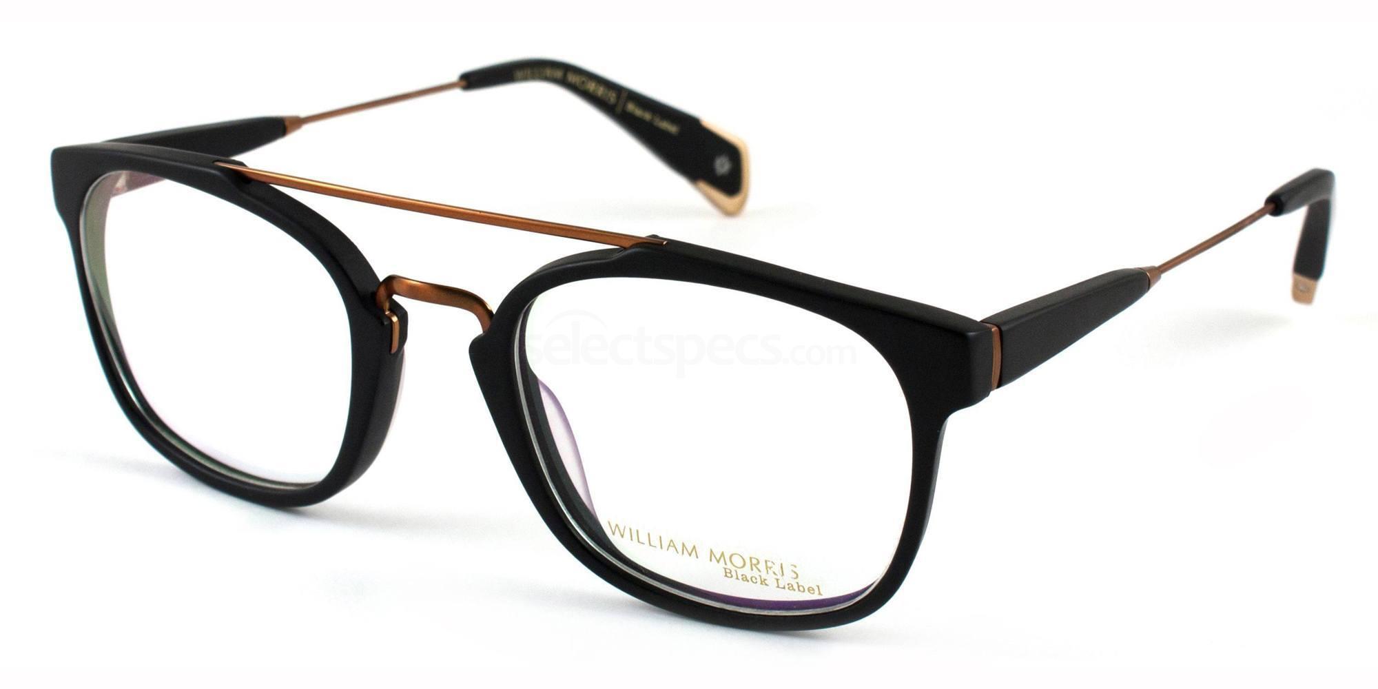 C1 BL36 Glasses, William Morris Black Label