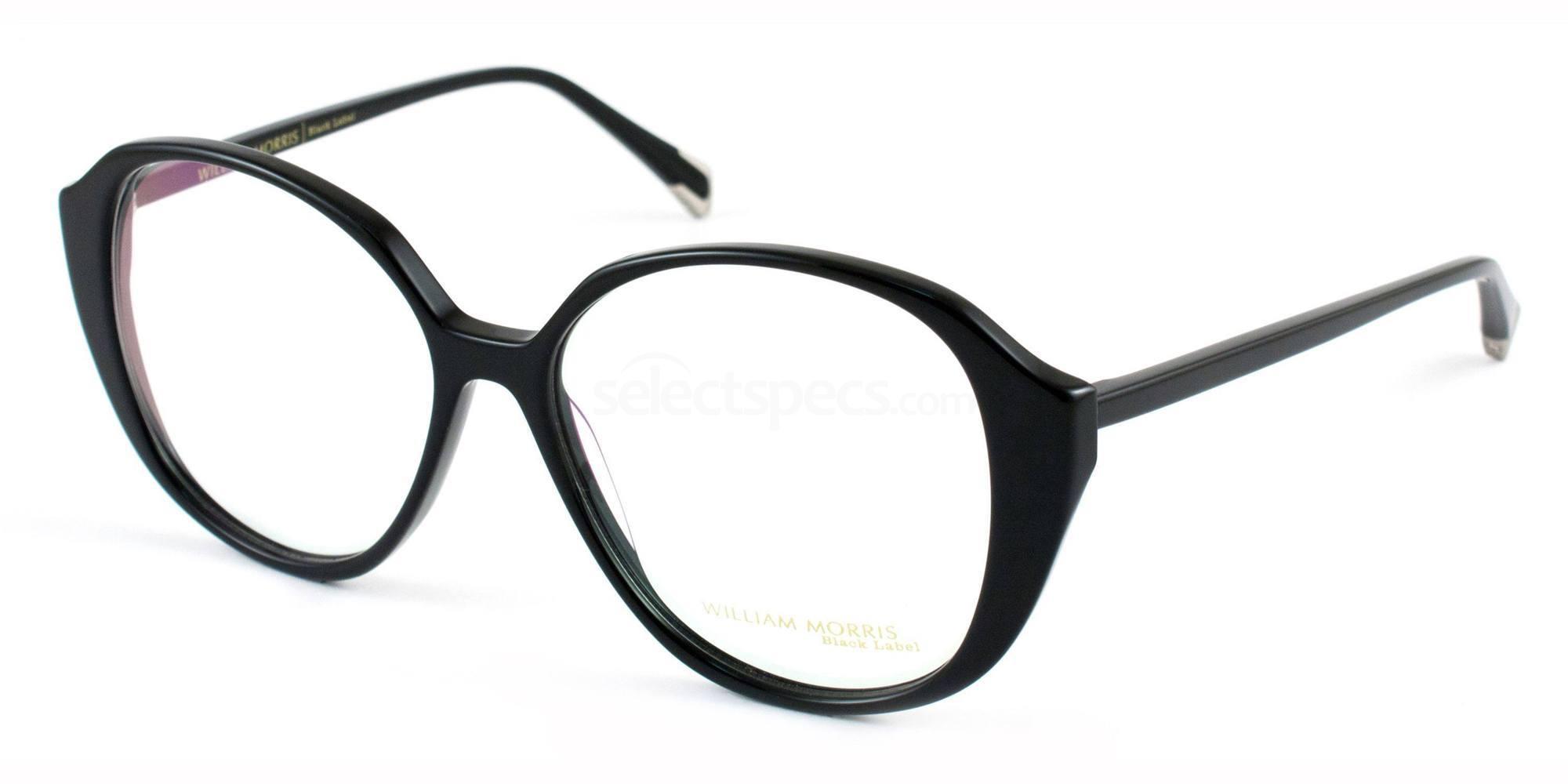 C1 BL37 Glasses, William Morris Black Label