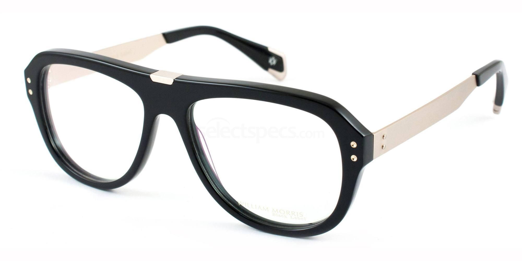 C3 BL105M Glasses, William Morris Black Label