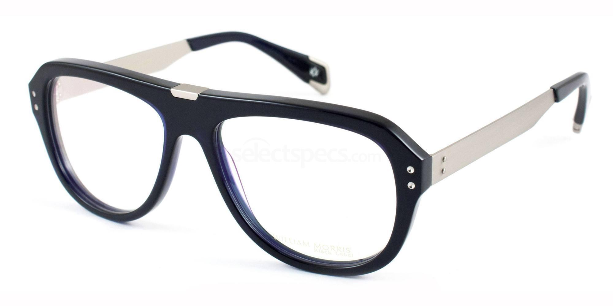 C4 BL105M Glasses, William Morris Black Label