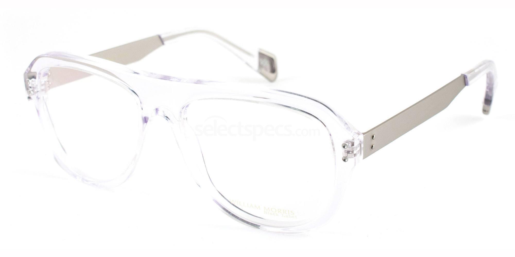 C5 BL105M Glasses, William Morris Black Label