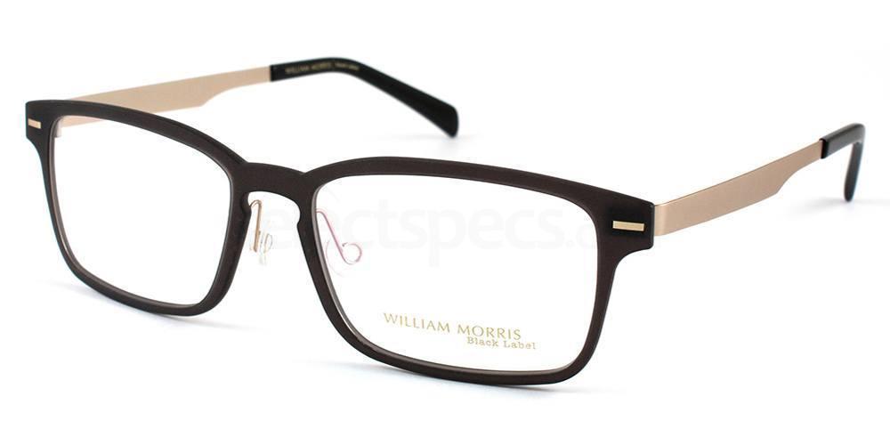 C2 BL110 Glasses, William Morris Black Label