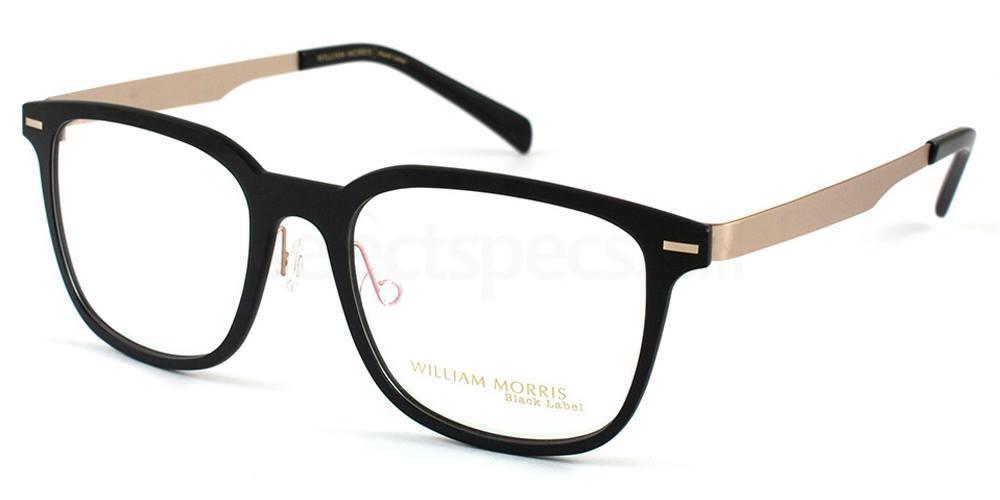 C1 BL112 Glasses, William Morris Black Label