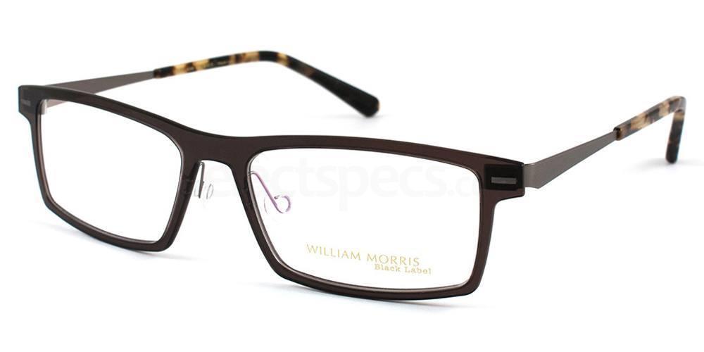 C1 BL113 Glasses, William Morris Black Label