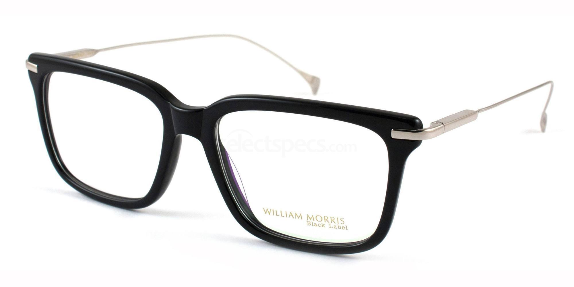 C1 BL115 Glasses, William Morris Black Label