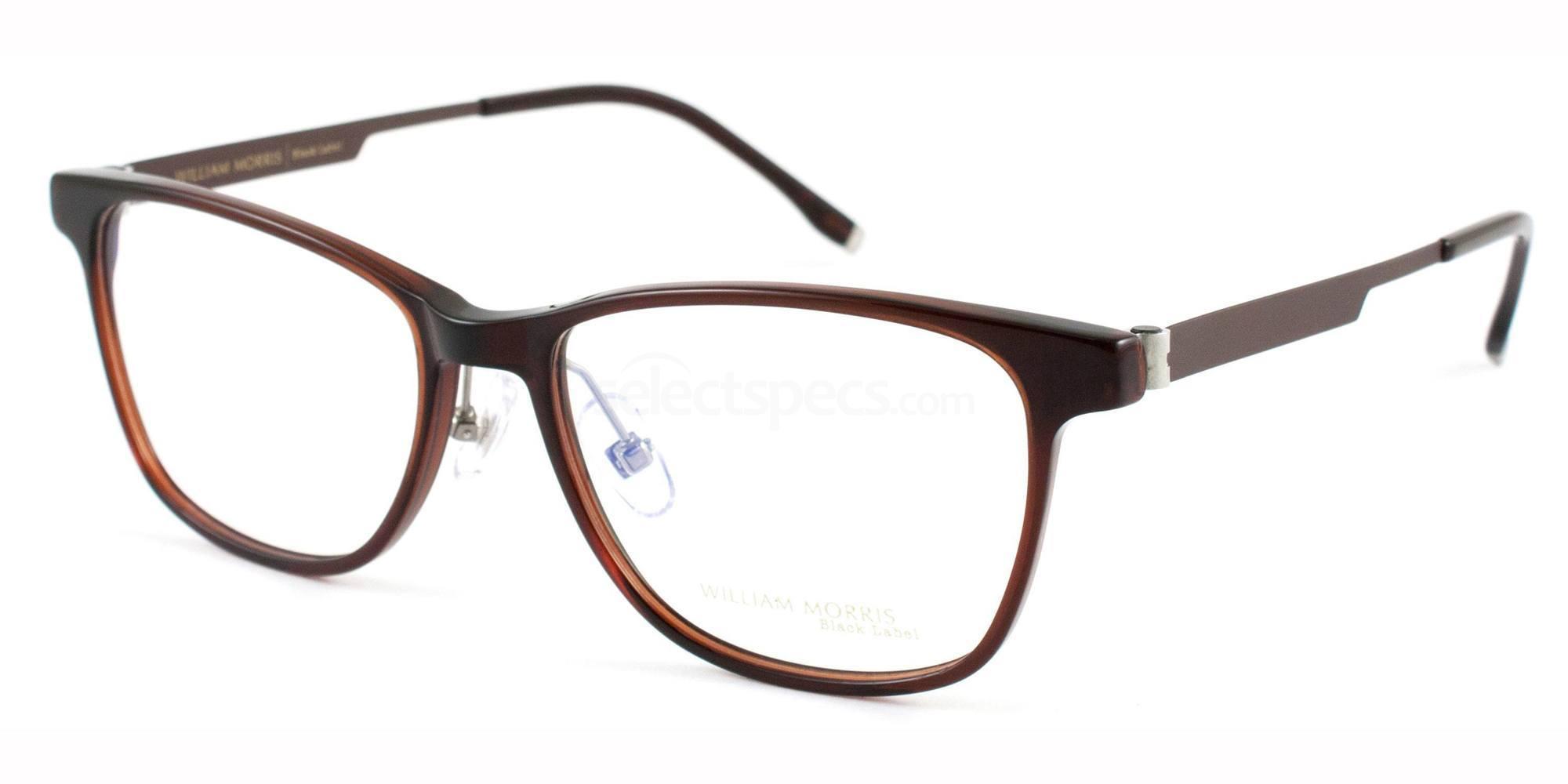 C1 BL403 Glasses, William Morris Black Label