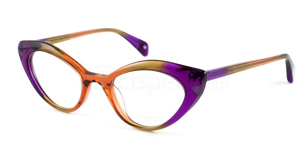 C1 BL038 Glasses, William Morris Black Label