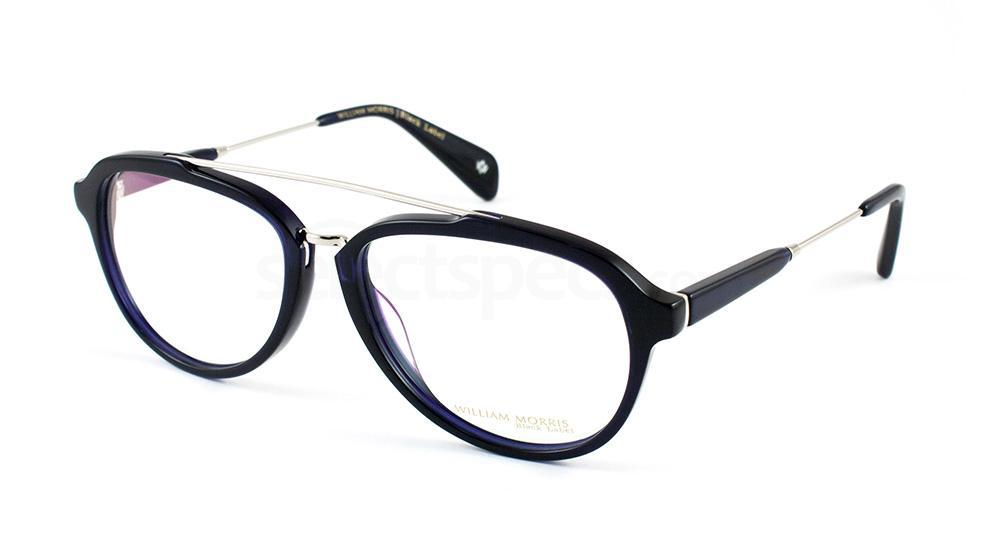 C1 BL043 Glasses, William Morris Black Label