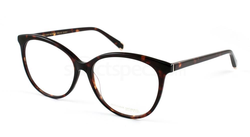 C1 BL116 Glasses, William Morris Black Label