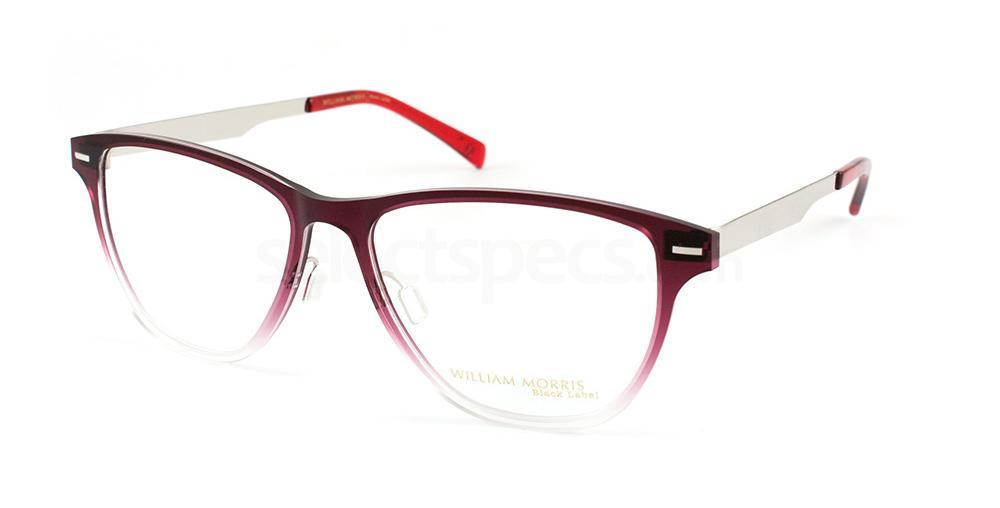 C1 BL501 Glasses, William Morris Black Label