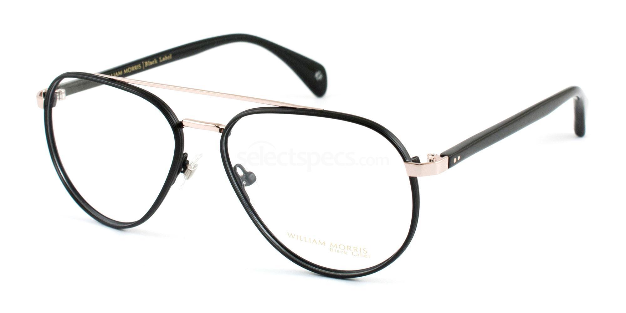 C1 BL046 Glasses, William Morris Black Label