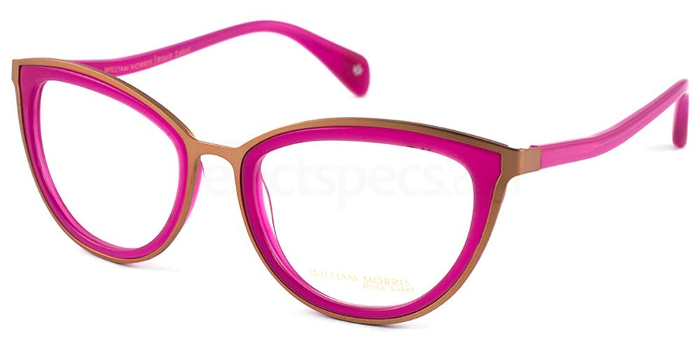 C1 BL40007 Glasses, William Morris Black Label