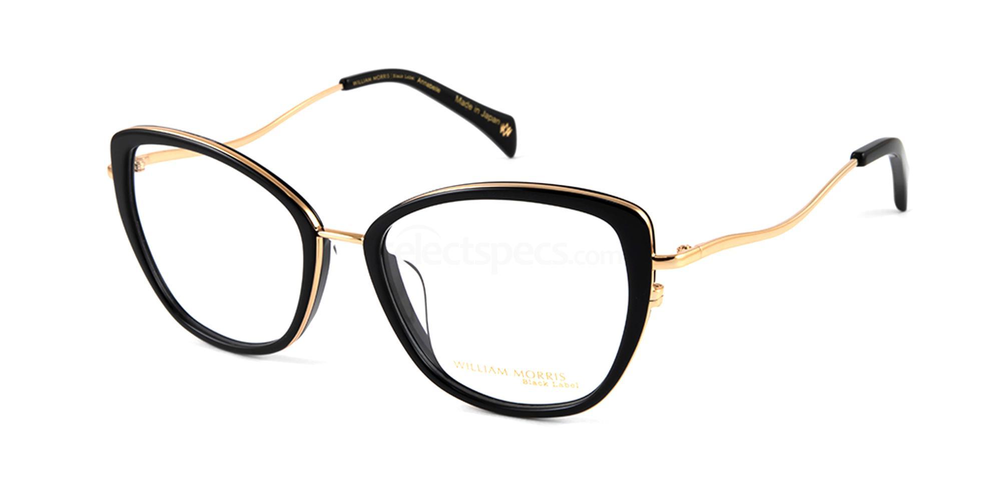 C1 BLANNABELLE Glasses, William Morris Black Label