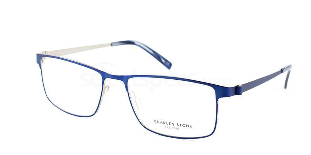 C2 NY64 Glasses, Charles Stone New York